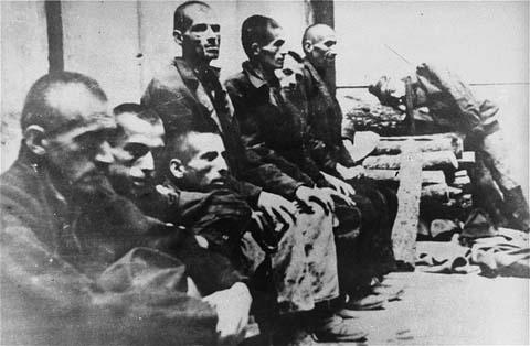 Заточеници у Јасеновцу