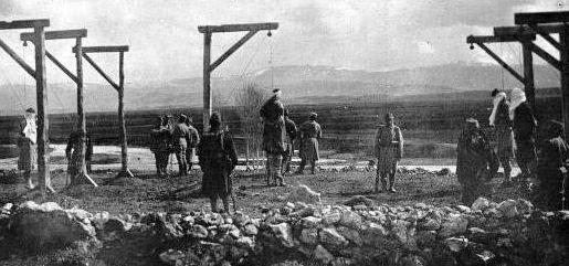 Злочини окупатора у Првом светском рату